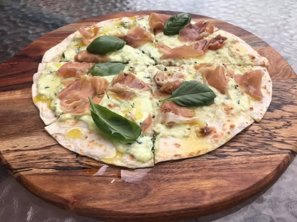 Pizza The Olive Branch Restaurant Carterton 7
