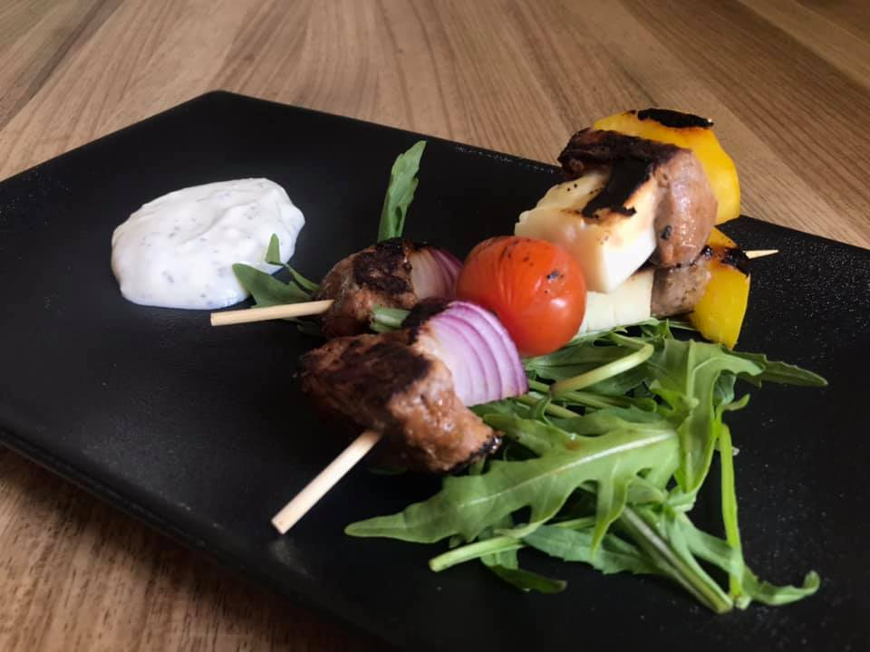 Skewers The Olive Branch Restaurant Carterton 10